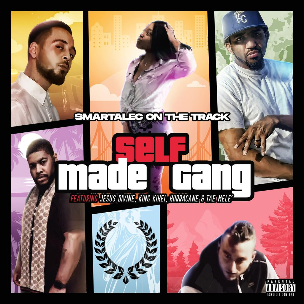 Self Made Gang - Smartalec On The Track